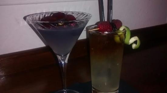 Speakeasy Jazz Club & Cocktails : Cócteles exclusivos a buen precio