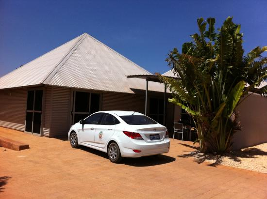 Exmouth Escape Resort : View of the house