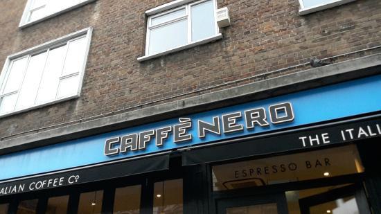 Caffe Nero - Portobello