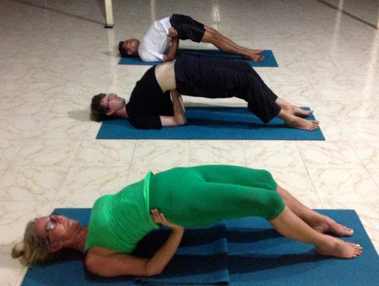 Cyril Yoga Ayurveda Centre: 1