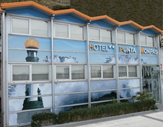 Hotel Punta Monpas