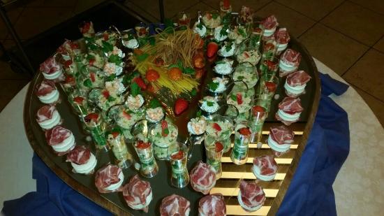Scanzano Jonico, Włochy: Il buffet