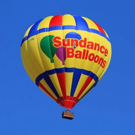 Sundance Balloons: Up Up and Away!