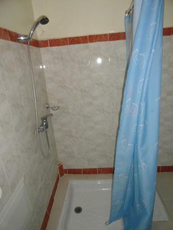 Hotel Narjisse: shower cubicle