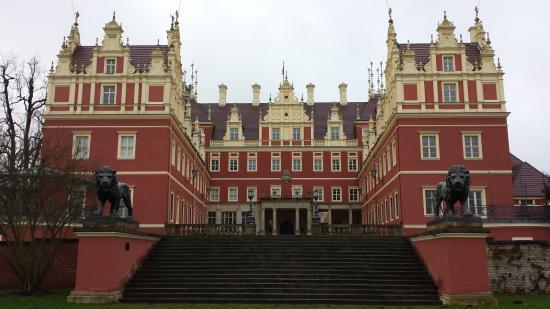 Ringhotel Kulturhotel Fürst Pückler Park: das neue schloß
