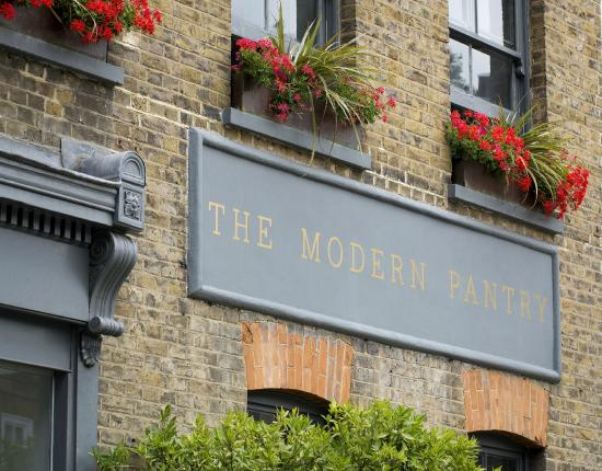 Photo of Restaurant The Modern Pantry at 47 - 48 St John's Square, London EC1V 4JJ, United Kingdom