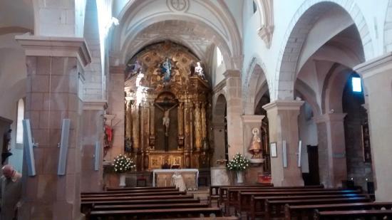 Iglesia de San Tirso El Real: Iglesia 1