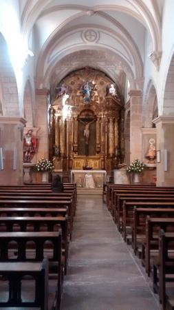 Iglesia de San Tirso El Real: Iglesia 2