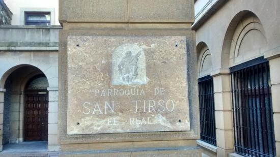 Iglesia de San Tirso El Real: Iglesia 3