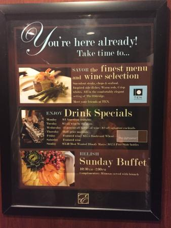 Eldridge Hotel: Marketing