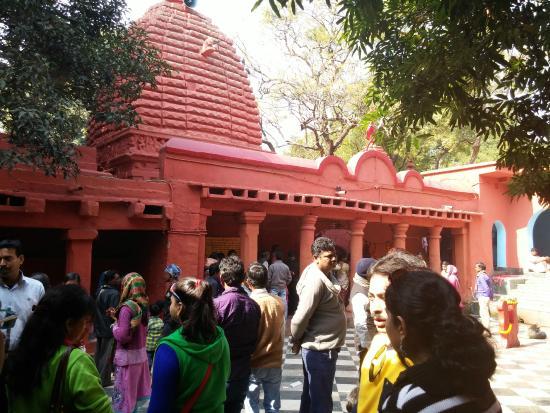Kalyaneshwari Temple: The Main temple
