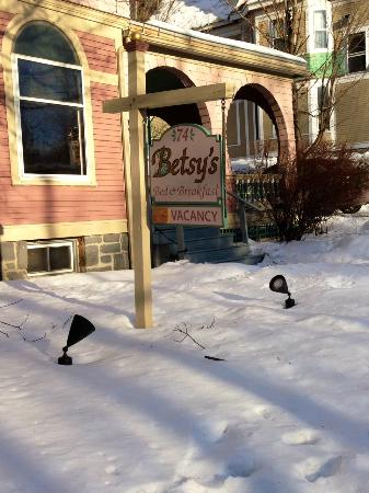 Betsy's Bed and Breakfast: Betsy's - Exterior