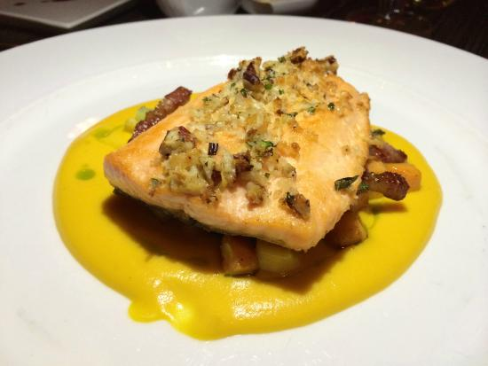 AG: Pan Seared Atlantic Salmon