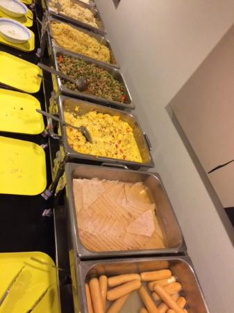 First House Bangkok: Buffet Breakfast