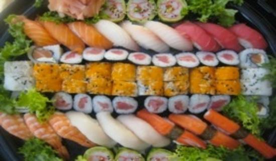 Sushi Cafe Shilla Korean Bbq Menu