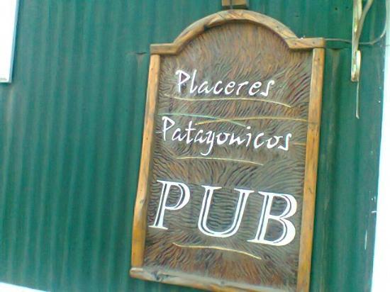 Placeres Patagonicos: frente