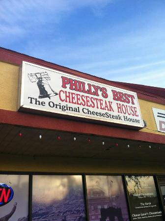 Philly's Best Cheesesteak House