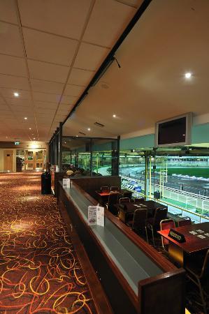 Owlerton Greyhound Stadium: Panorama Bar - Owlerton Stadium