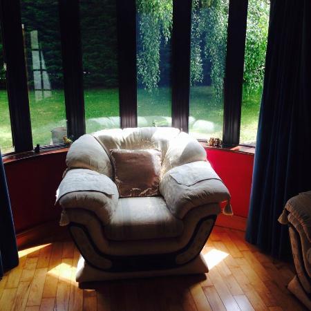 Kilbride, Irlanda: Cosy sitting room