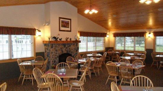 Gillmor's Restaurant: Interior