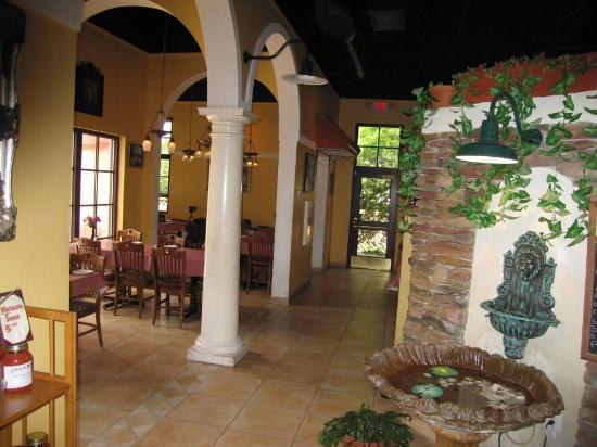 Villa Rosa Italian Restaurant Greensboro Menu Prices