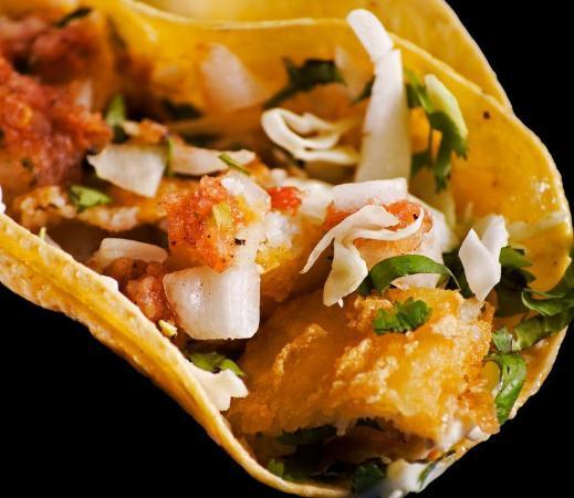 Blue Coast Burrito: Product
