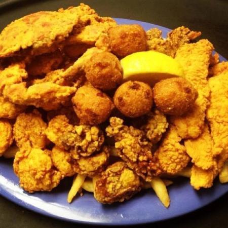 Peck S Seafood Restaurant Slidell La