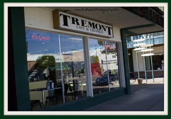 Tremont Cafe And Creamery Red Bluff