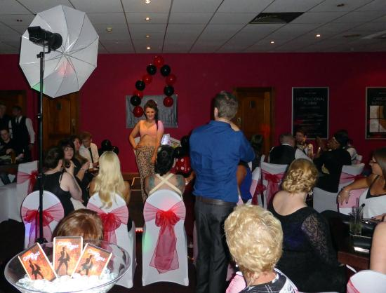 Bolton, UK: James Bond Themed Charity Night & Fashion Show