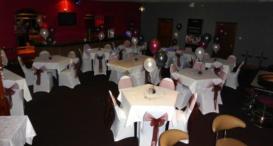 Bolton, UK: Retirment Party