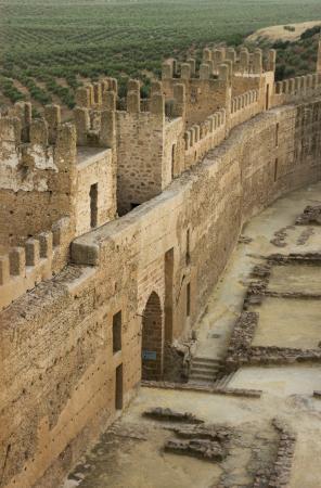 Banos de la Encina, Spain: Interior del Castillo