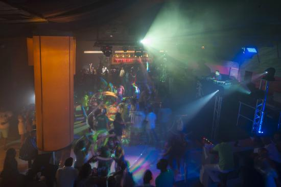 Caribe Club Princess Beach Resort Spa Areito Disco