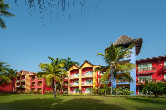 Caribe Club Princess Beach Resort Spa Hotel Grounds