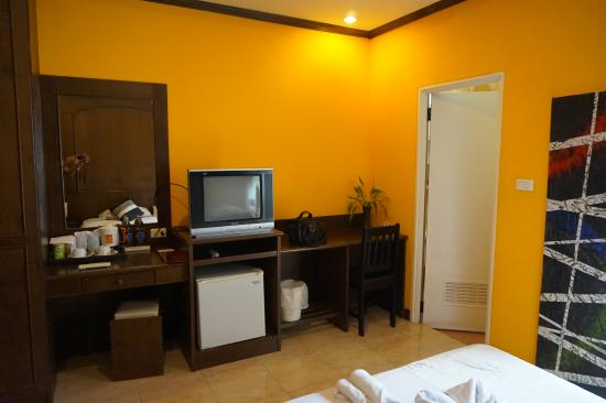 Arya Boutique Room: Standard room