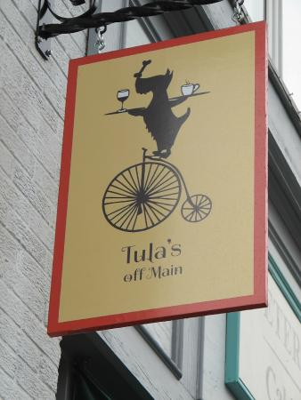 Washington, VA: Tula's Sign.