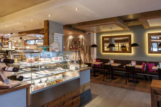 Das Cafe Burgstall