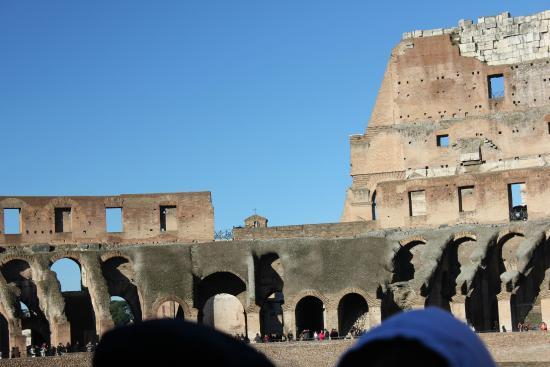 Grafitti About Gladiators  Foto Di Private Tour Of Rome Roma  TripAdvisor