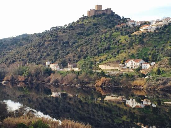Belver, Portugalia: Vista ao longe