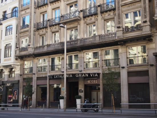 Gran Via Hotel Madrid