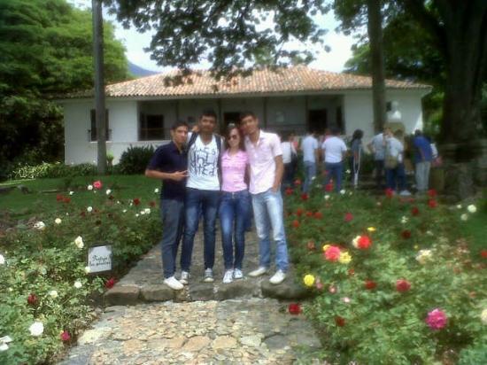En los jardines de la hacienda el para so picture of for Jardines de la hacienda