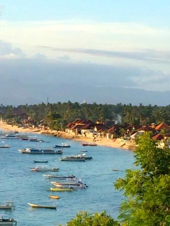 View from Villa Chantique