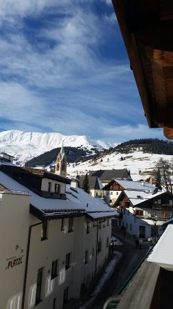 Hotel Löwe: Montagne e piste stupende