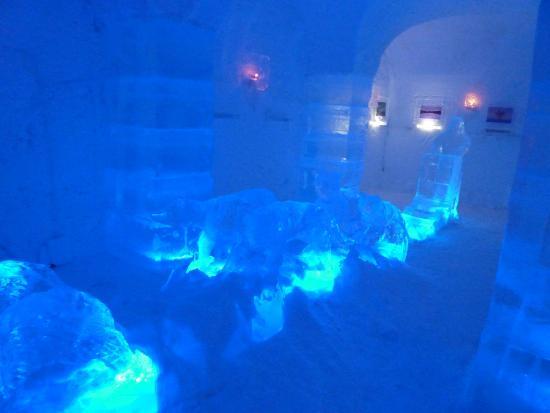 Sorrisniva : ice hotel