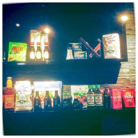 Sushi Shop : Inside the restaurant