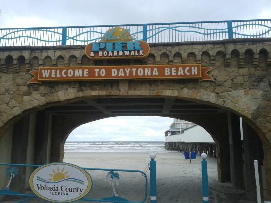 Nackte Strände in der Nähe von Daytona Beach