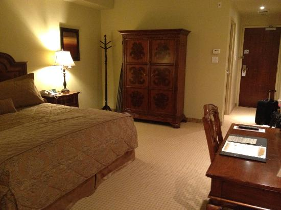 Hotel Brossard: chambre