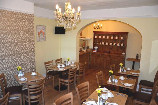Ashlea Guest House : Breakfast Room