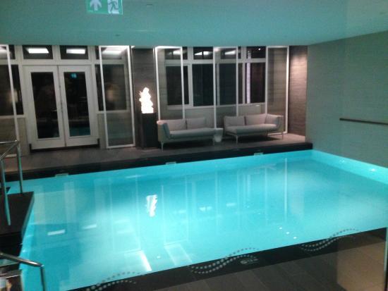 Pool Picture Of Waldorf Astoria Amsterdam Amsterdam Tripadvisor