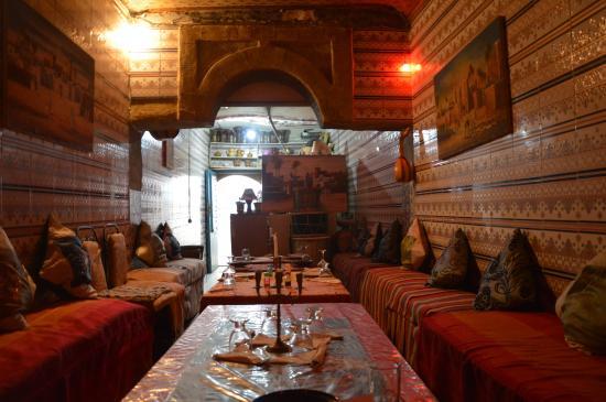 Restaurant Fatafeat Mogador
