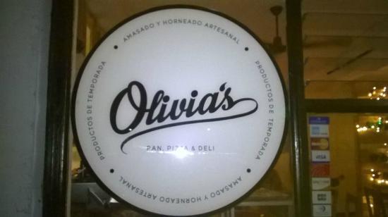 Olivia's: Logo